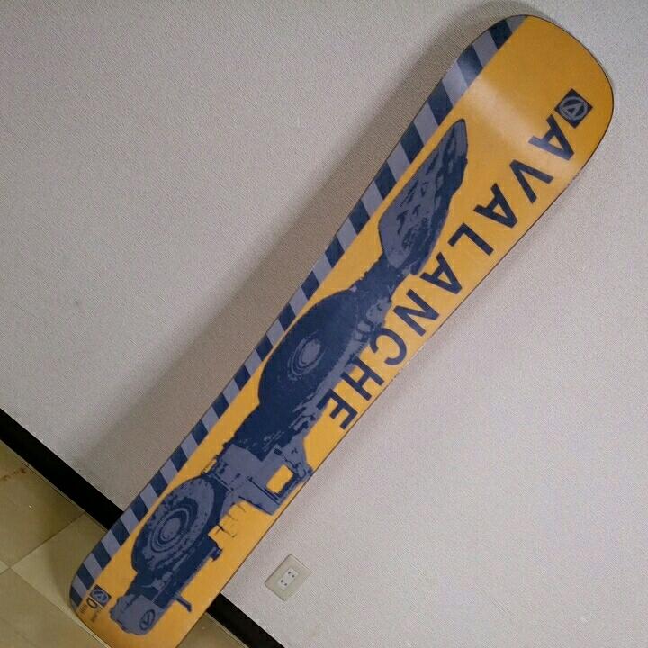 AVALANCHE D51 D-series 151 vintage snowboard vtg アバランチェ ビンテージ スノーボード 1994/1995