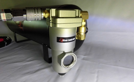 エアーマネージメントKIT Ver.3 エアサス 電磁弁 エアーゲージ ワイヤレスリモコン エアサスコンプレッサー タンク VIAIRなどに_画像2