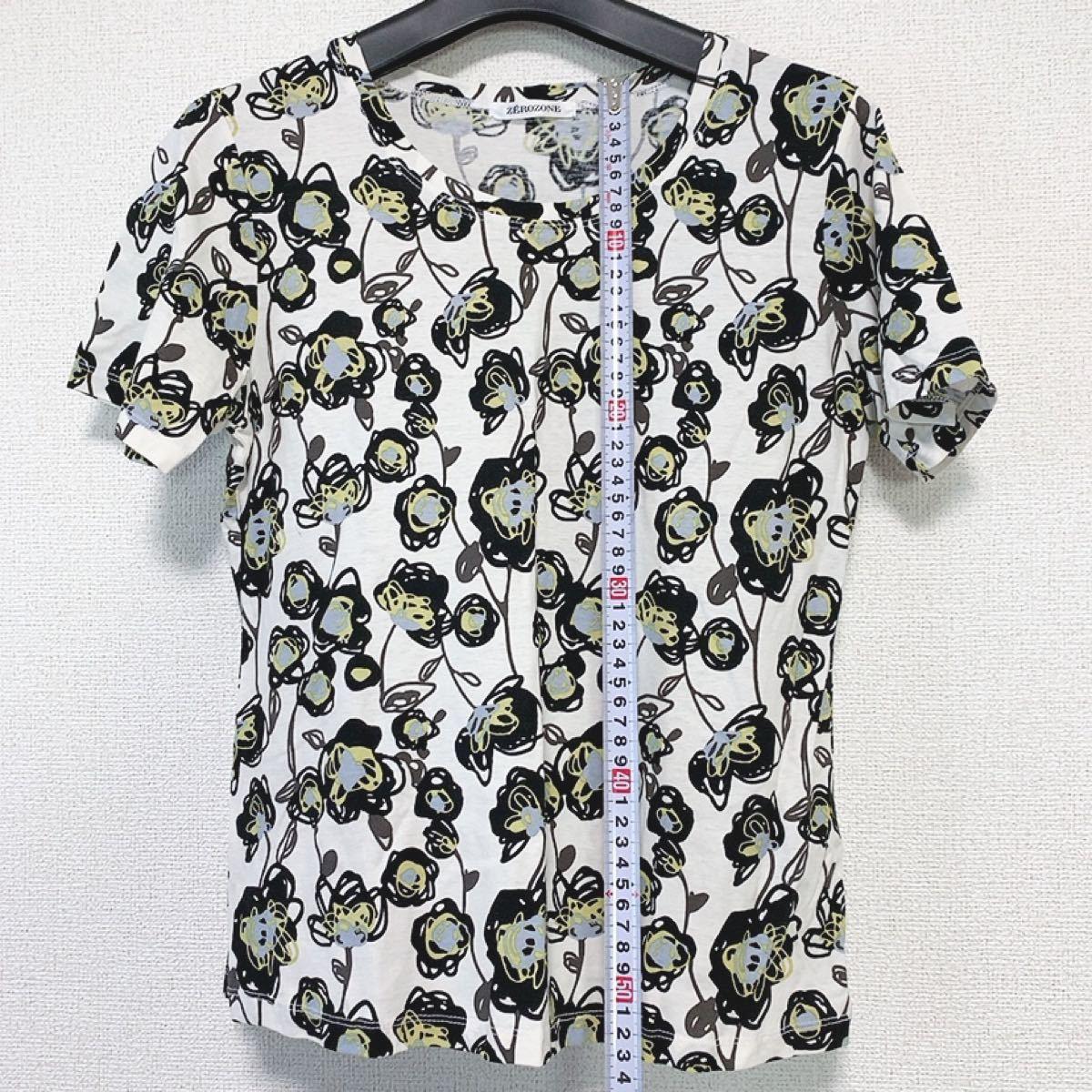 カットソー ショートスリーブTシャツ 半袖Tーシャツ  日本製  Mサイズ