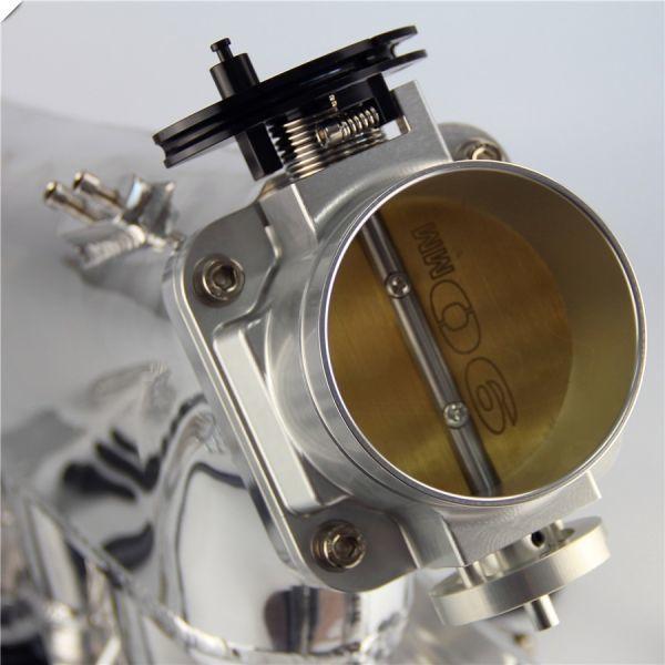 RB26DETT 大容量 アルミサージタンクキット スロットルボディデリバリーパイプ付き! R32 R33 R34 BCNR33 BNR32 BNR34 エキマニ マフラー_画像7