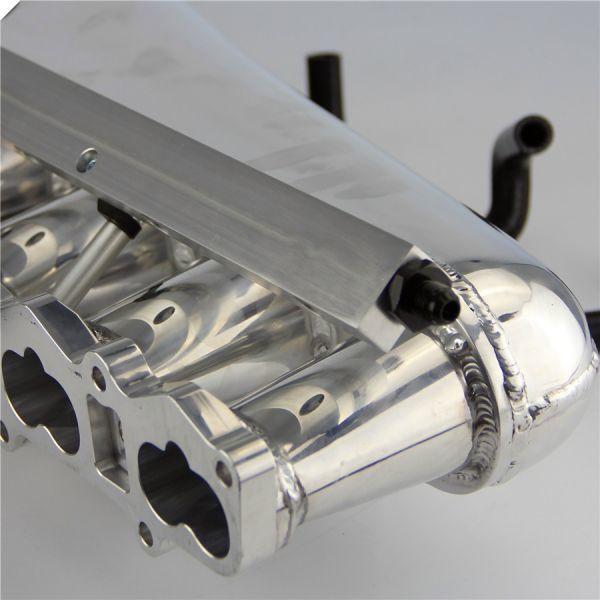 RB26DETT 大容量 アルミサージタンクキット スロットルボディデリバリーパイプ付き! R32 R33 R34 BCNR33 BNR32 BNR34 エキマニ マフラー_画像9