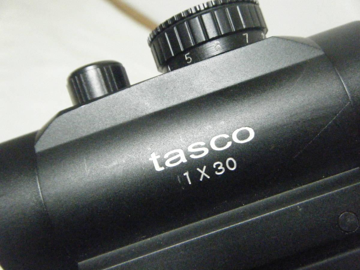 ASGK AUG ライフル tasco 1×30スコープ付 ミリタリー パーツ取り_画像3