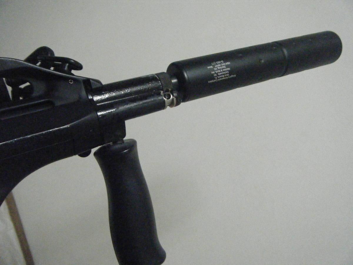 ASGK AUG ライフル tasco 1×30スコープ付 ミリタリー パーツ取り_画像5