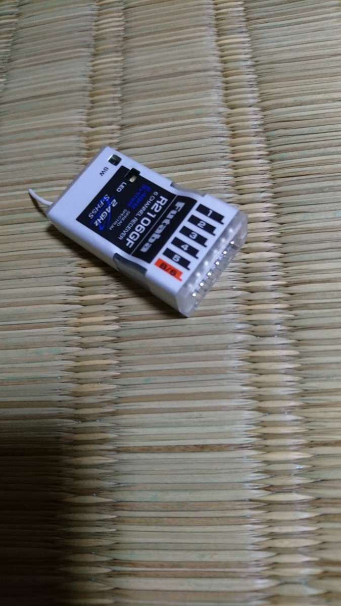値下げ S-FHSS futaba R2106GF 受信機