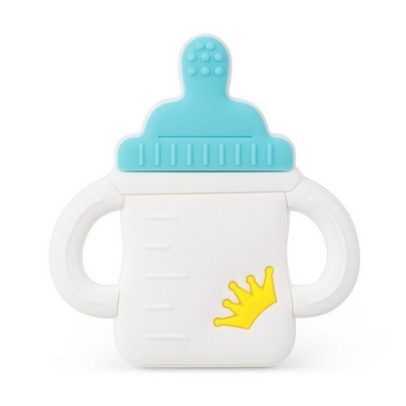 Y2212☆★☆1PC ベビーおしゃぶりミルクボトルかわいい看護歯が生えるおもちゃ Bpa フリーの食品グレードのシリコーンおしゃぶり☆★☆_画像6