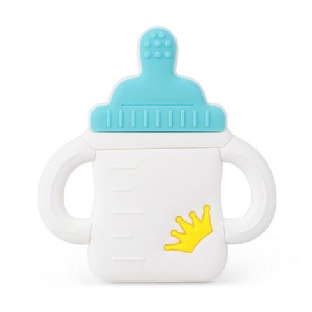 Y2212☆★☆1PC ベビーおしゃぶりミルクボトルかわいい看護歯が生えるおもちゃ Bpa フリーの食品グレードのシリコーンおしゃぶり☆★☆_画像2