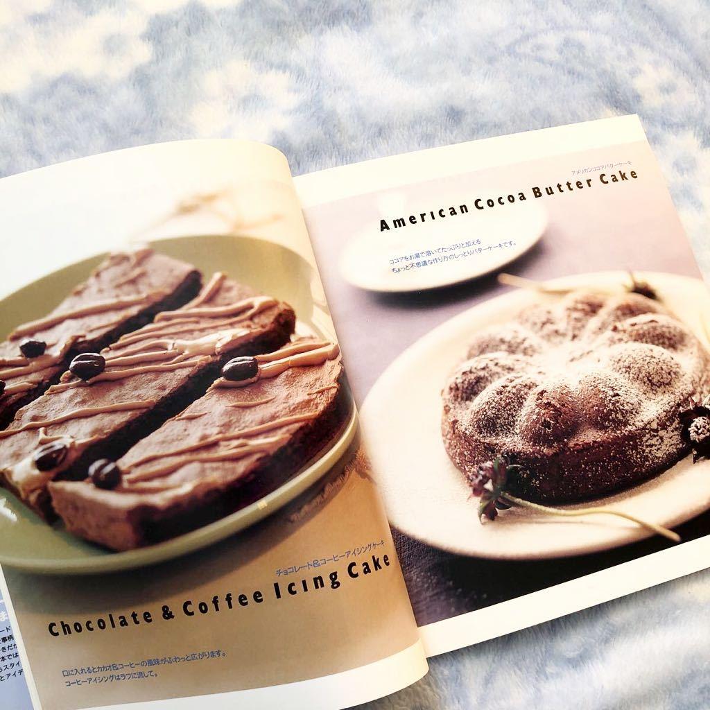 ★レシピ本★チョコレートの小さなお菓子★ケーキ、クッキー、チョコバー、マフィン★誕生日、クリスマス、バレンタイン★手作りおやつ★_画像2