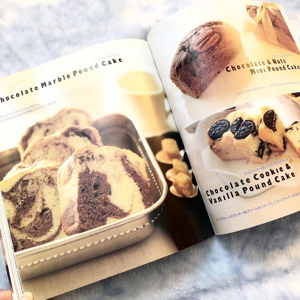 ★レシピ本★チョコレートの小さなお菓子★ケーキ、クッキー、チョコバー、マフィン★誕生日、クリスマス、バレンタイン★手作りおやつ★_画像6