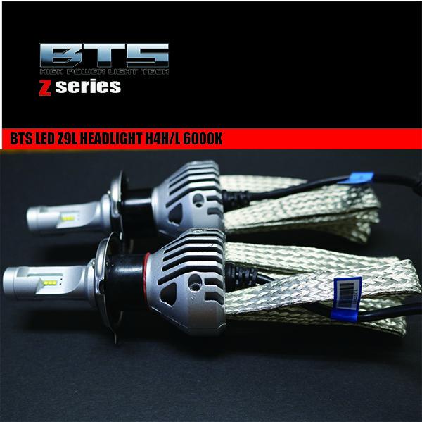 BTS LED Z9L HEADLIGHT H4H/L 6000K 新価格!_画像1