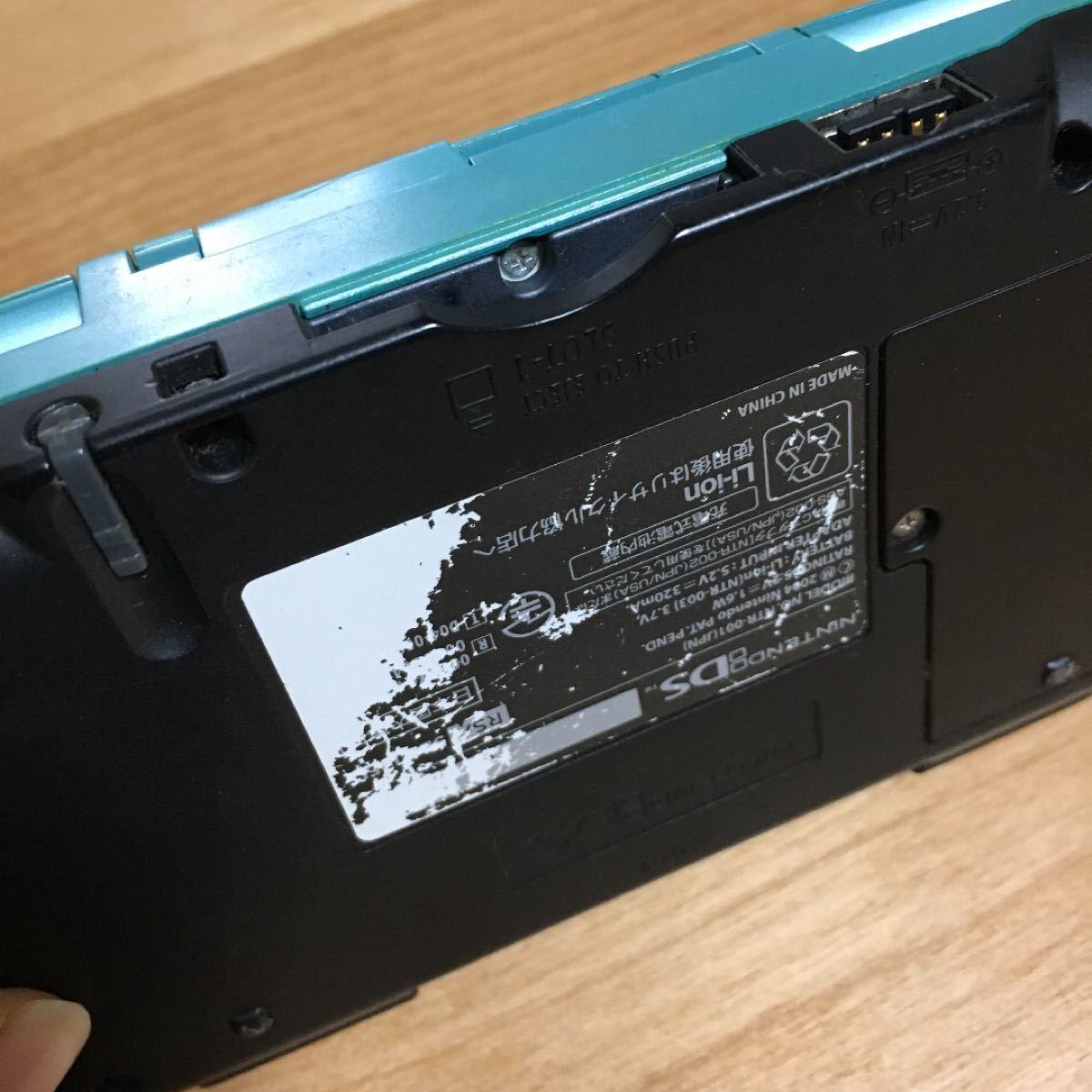 ニンテンドー3DSとソフト