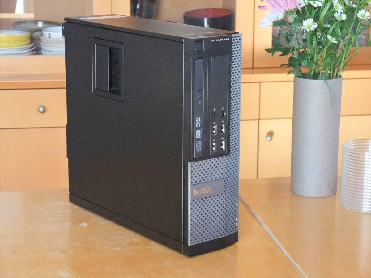 ◆超高速 i7-3770 3.9Gx8/大容量20Gメモリ/新品SSD960G+HD2TB/USB3.0/無線LAN(WI-FI)/Win