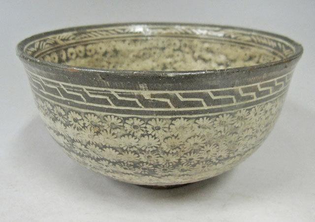 李朝 三島鉢 茶碗 李朝 陶磁器 韓国 朝鮮 茶道具_画像1