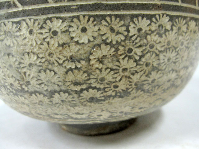 李朝 三島鉢 茶碗 李朝 陶磁器 韓国 朝鮮 茶道具_画像3