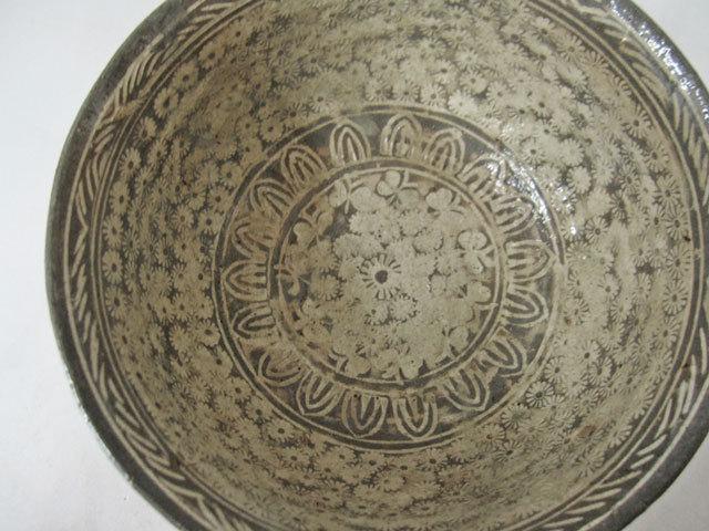 李朝 三島鉢 茶碗 李朝 陶磁器 韓国 朝鮮 茶道具_画像6