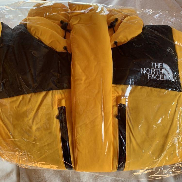 新品未使用 M NORTH FACE BALTRO LIGHT Jacket 黄 yellow バルトロ gore-tex supreme ゴアテックス イエロー ヌプシ Mountain baltoro_画像2