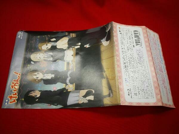 【本編ディスクキズ有り】映画けいおん!(初回限定版)(Blu-ray Disc)【現状品ジャンク】_画像6