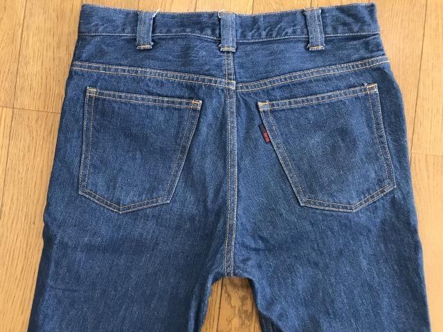 HOLLYWOOD RANCH MARKET HRM ハリウッドランチマーケット BLUE BLUE ブルーブルー 聖林公司 デニムパンツ 日本製 30 BJAI.AA_画像3