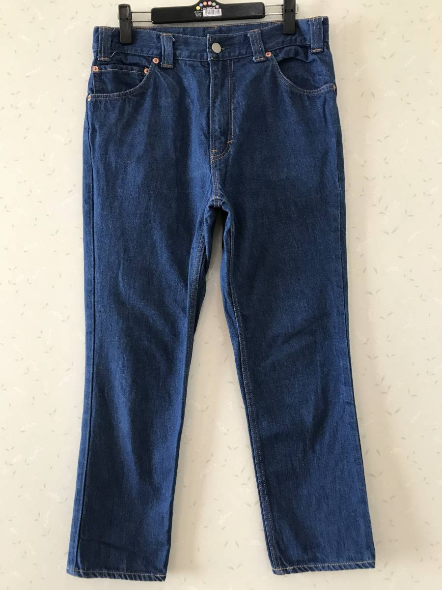 HOLLYWOOD RANCH MARKET HRM ハリウッドランチマーケット BLUE BLUE ブルーブルー 聖林公司 デニムパンツ 日本製 30 BJAI.AA_画像1