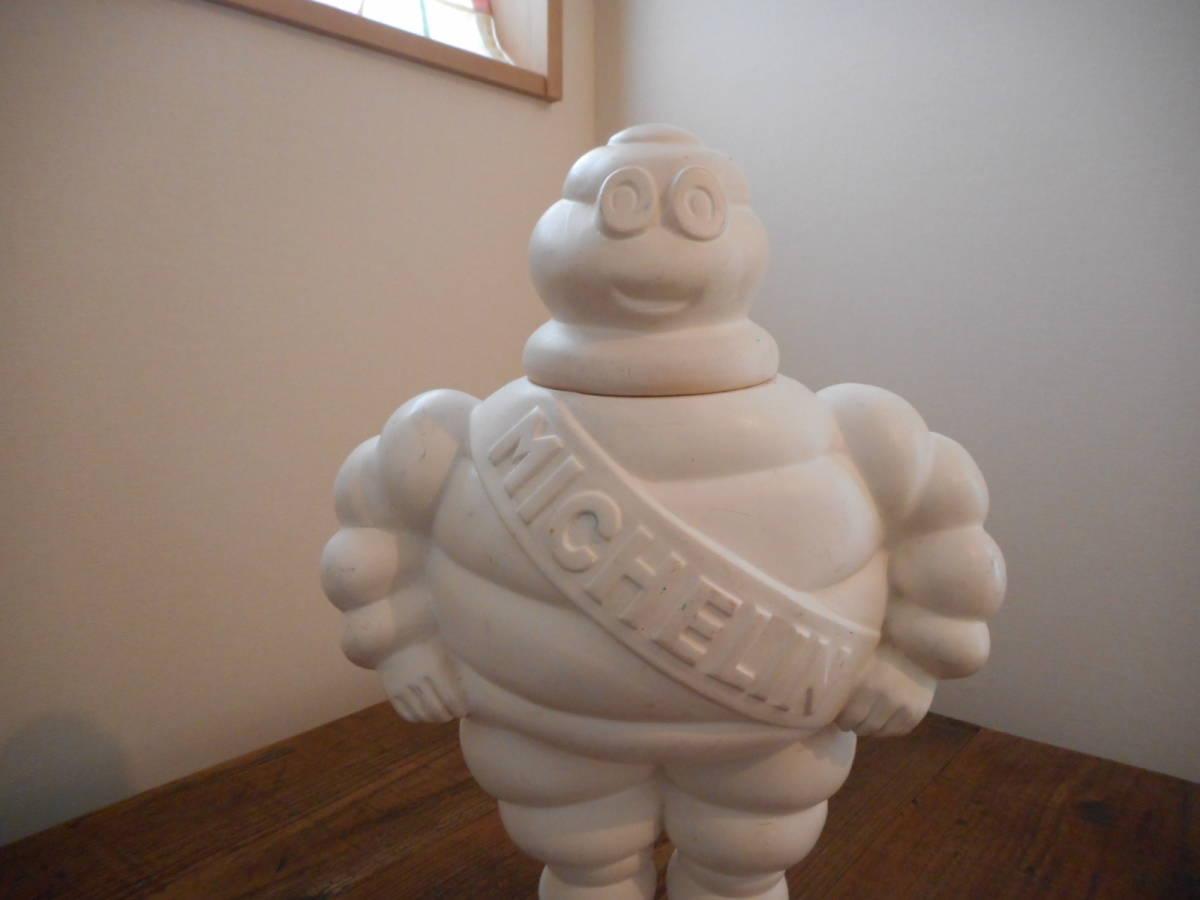 レア ビンテージ 60s Michelin Man Bibendum ミシュラン ビバンダム フィギュア アドバタイジング キャラクター フランス アメリカ USA_画像1