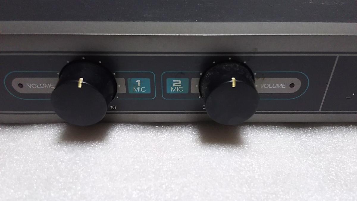 カラオケ業者引き上げ品 ワイヤレスマイクレシーバー IT-1000_画像3