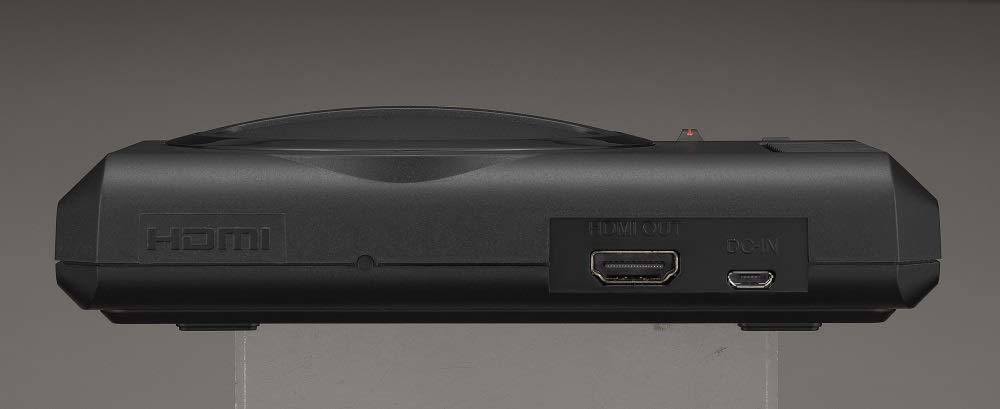 【新品】 メガドライブミニ 本体【アマゾン限定】オリジナルPC&スマホ壁紙 コントローラー 1個_画像7
