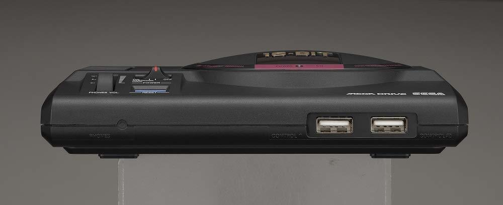 【新品】 メガドライブミニ 本体【アマゾン限定】オリジナルPC&スマホ壁紙 コントローラー 1個_画像8