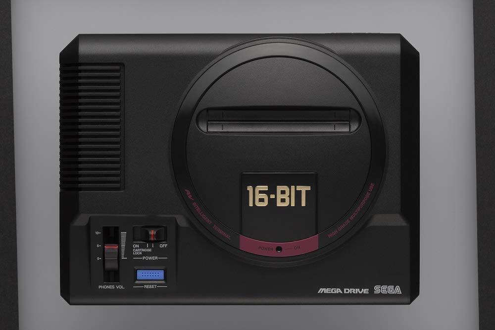 【新品】 メガドライブミニ 本体【アマゾン限定】オリジナルPC&スマホ壁紙 コントローラー 1個_画像2