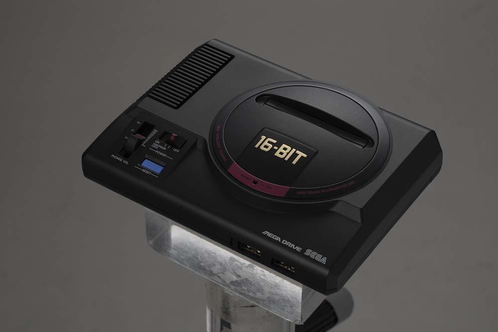【新品】 メガドライブミニ 本体【アマゾン限定】オリジナルPC&スマホ壁紙 コントローラー 1個_画像4