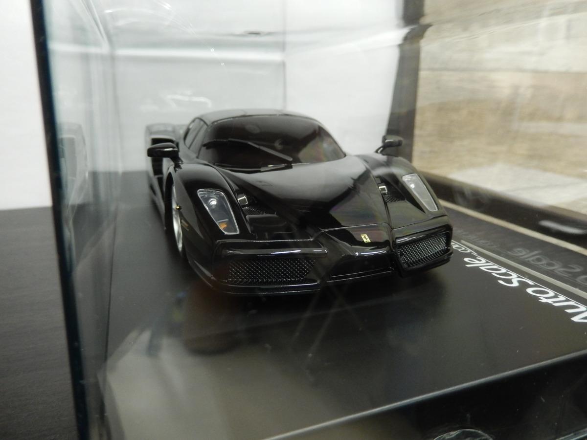 京商 Mini-Z ミニッツ オートスケールコレクション ENZO Ferrari エンツォフェラーリTest Car ブラック MZX201TB 未使用品_画像2