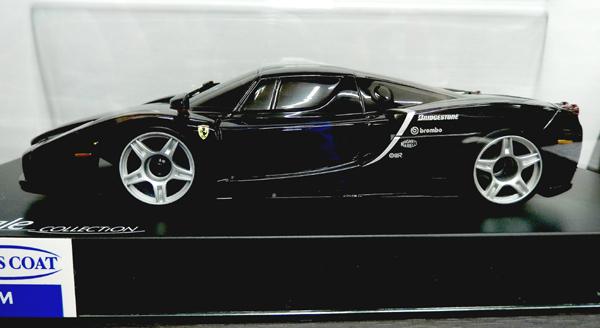 京商 Mini-Z ミニッツ オートスケールコレクション ENZO Ferrari エンツォフェラーリTest Car ブラック MZX201TB 未使用品_画像4