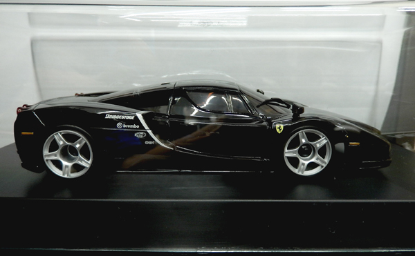 京商 Mini-Z ミニッツ オートスケールコレクション ENZO Ferrari エンツォフェラーリTest Car ブラック MZX201TB 未使用品_画像5