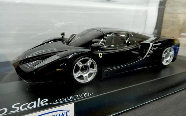 京商 Mini-Z ミニッツ オートスケールコレクション ENZO Ferrari エンツォフェラーリTest Car ブラック MZX201TB 未使用品_画像1