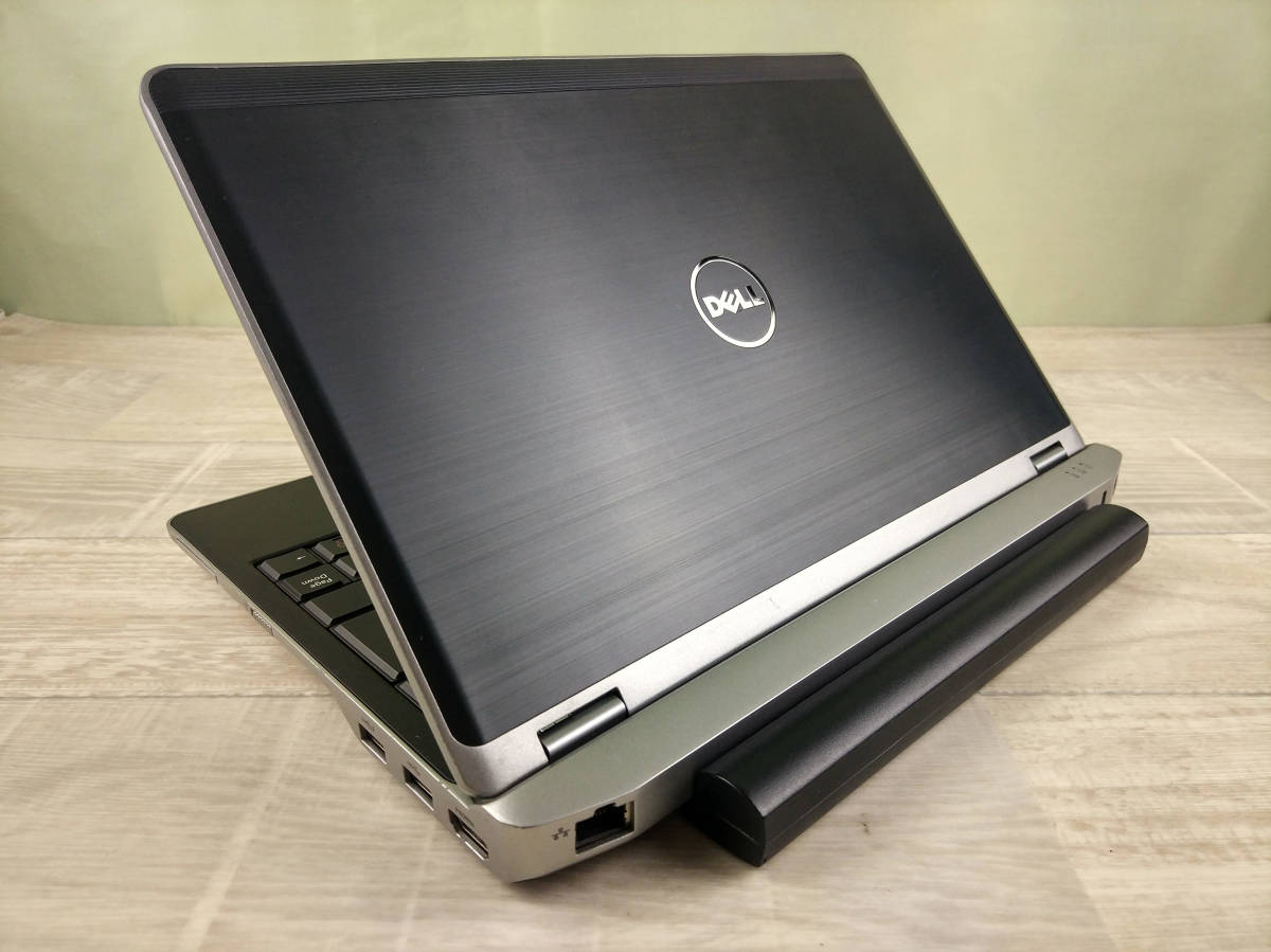 高速SSD(新品) 起動24秒 Dell Latitude E6230/i5-3340M/HDD 320/4GB/HDMIあり/USB3.0あ/office2016_画像3
