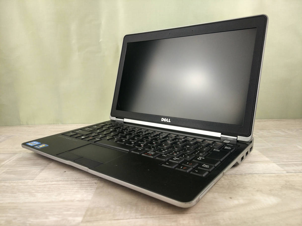高速SSD(新品) 起動24秒 Dell Latitude E6230/i5-3340M/HDD 320/4GB/HDMIあり/USB3.0あ/office2016