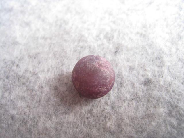 [SAMU]大粒!!天然サファイア10.8x10.8mm 裸石、ルース★重さ9.5ct _画像2