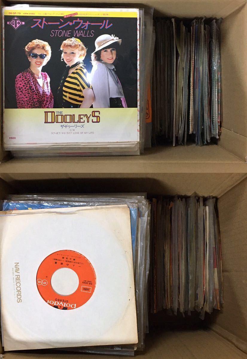 1円スタート!洋楽・邦楽 EPレコード 大量 800枚セット ロック ポップス色々_画像10