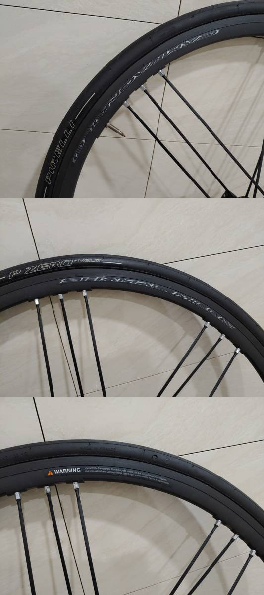 ◆Campagnolo Shamal Ultra Mille (シマノ11s)◆_画像9