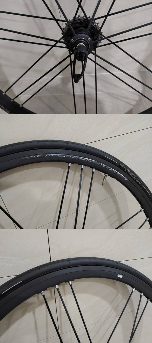 ◆Campagnolo Shamal Ultra Mille (シマノ11s)◆_画像10