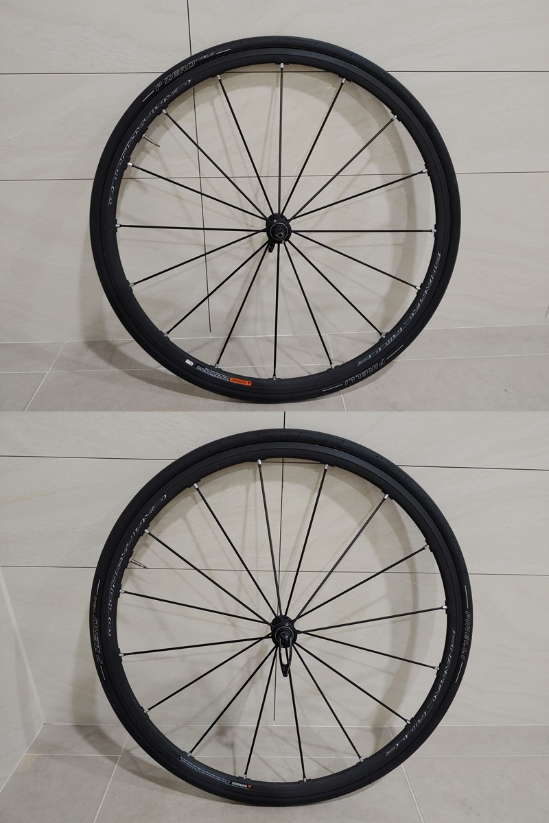 ◆Campagnolo Shamal Ultra Mille (シマノ11s)◆_画像2