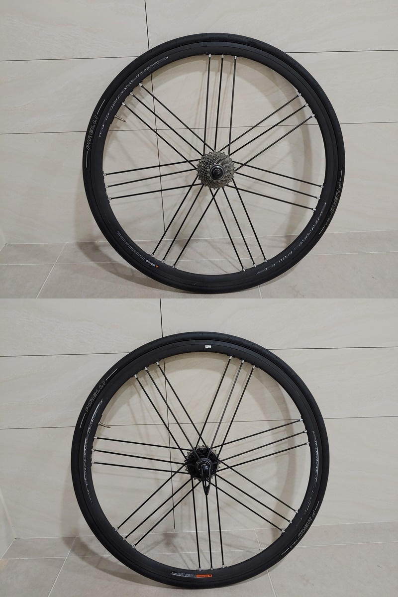 ◆Campagnolo Shamal Ultra Mille (シマノ11s)◆_画像3