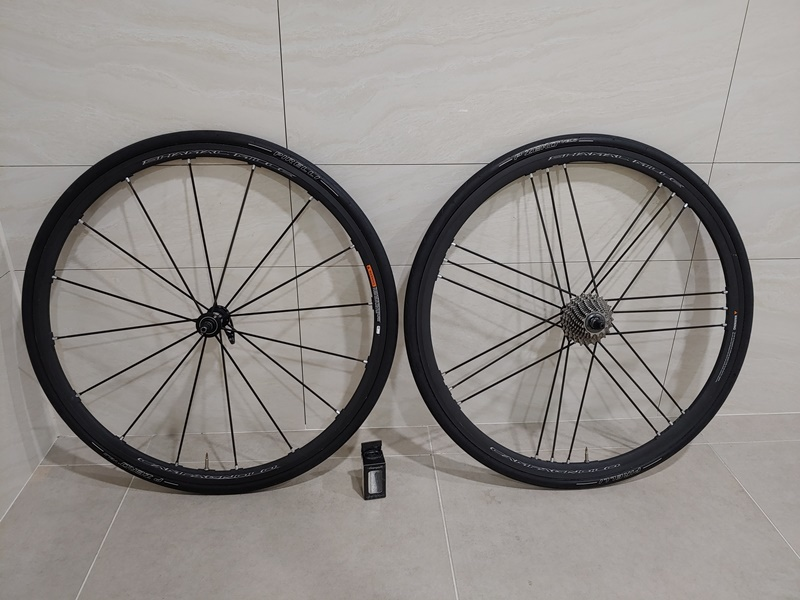 ◆Campagnolo Shamal Ultra Mille (シマノ11s)◆