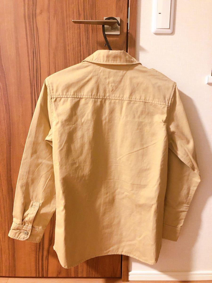 シャツ ワークシャツ トミー TOMMY