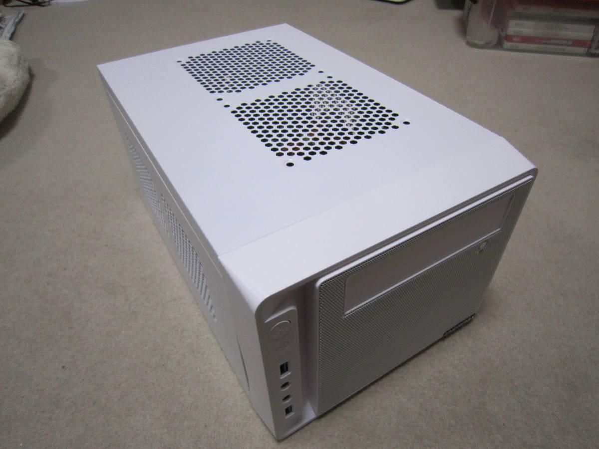 自作PC i7-4790 MiniITX HDD SATA600-500GB メモリ4GB×2(8GB)稼働確認済み