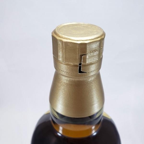 ⑤【未開栓】SUNTORY サントリー 山崎 12年 シングルモルト ウイスキー 700ml 43%_画像3