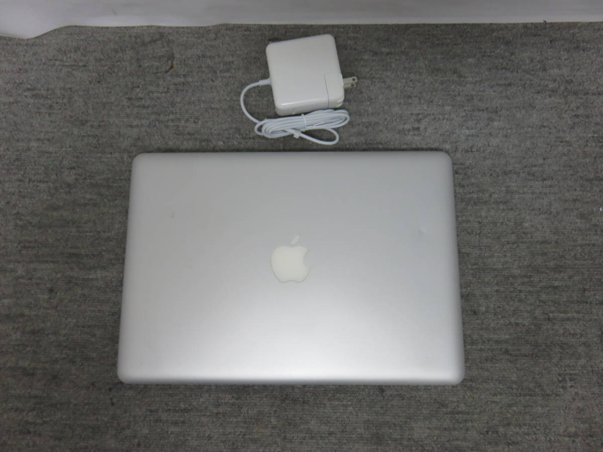 MacBook Pro A1278 ◆PC1台で、ダブル macOS & Win10◆他の&Office付◆高速2.0GHz / 8GB / 高速SSD 512GB +500GB ◆13.3型◆バッテリー新_画像7