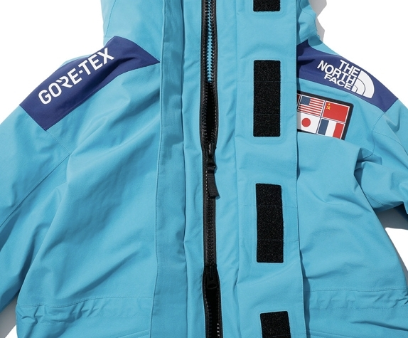 ジェイド M THE NORTH FACE Trans Antarctica Parka 南極横断 GORE-TEX マウンテンパーカー ノースフェイス ゴアテックス アンタークティカ_画像6