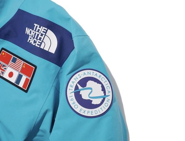ジェイド M THE NORTH FACE Trans Antarctica Parka 南極横断 GORE-TEX マウンテンパーカー ノースフェイス ゴアテックス アンタークティカ_画像4