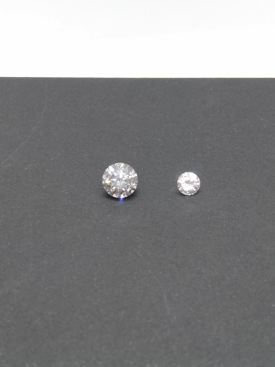 ルースダイヤ 裸石 1.5ct以上 無色 ソーティング無し ダイヤモンド リング 指輪 ペンダント_画像4