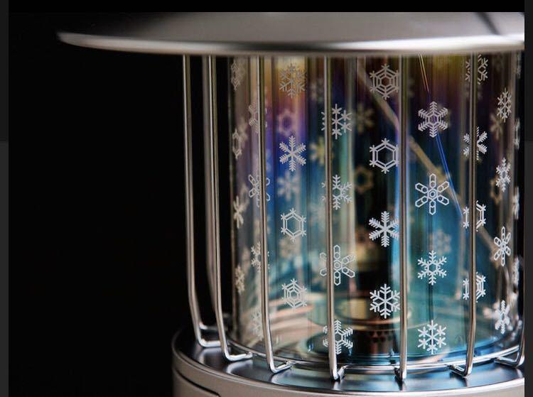 【新品未使用 未開封】 snow peak Rainbow stove レインボーストーブ 2016 EDITION 雪峰祭 限定品 スノーピーク_画像2