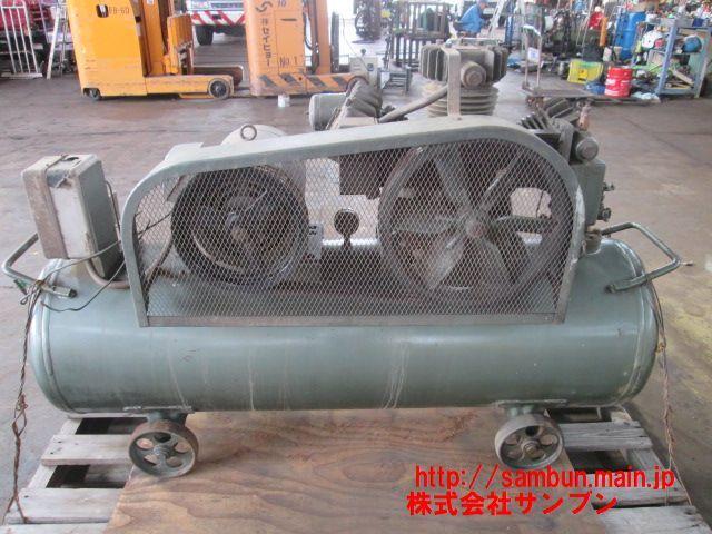 △岩田,コンプレッサー,TP-75NB,三相200V,7.5kw,2006年式,Compressor,iwata,_画像3